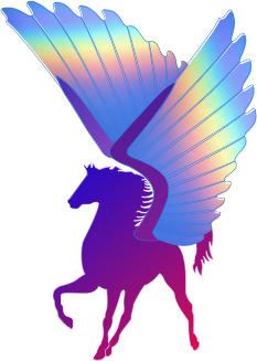 Pegasus Press logo